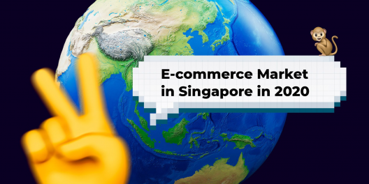 Overview of E-commerce Market in Singapore in 2020